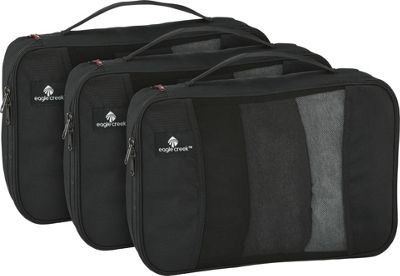 Eagle Creek Pack-It Full Cube Set Black - Eagle Creek Packing Aids