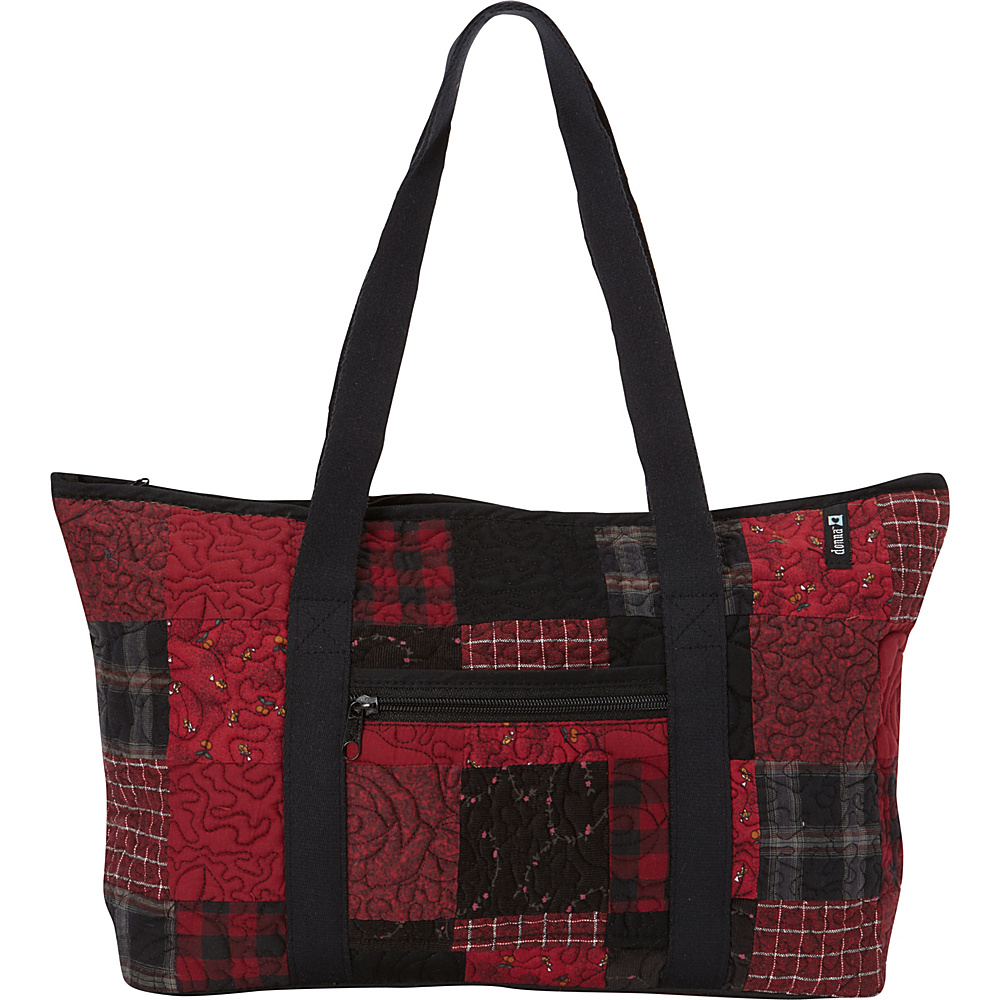 Donna Sharp Medium Medina Shoulder Bag - Exclusive Sicily - Donna Sharp Fabric Handbags