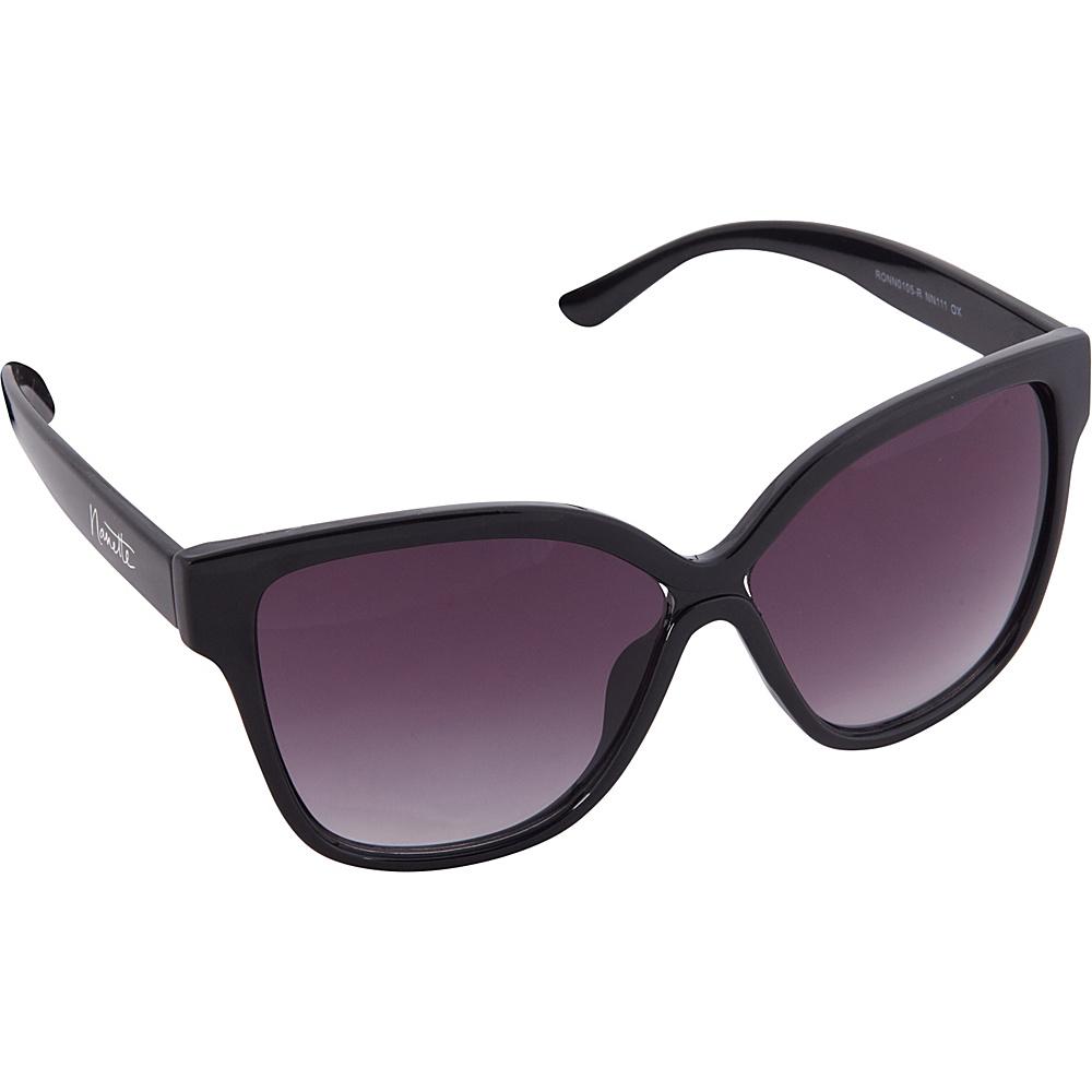 Nanette Nanette Lepore Sunglasses Oversized Glam Sunglasses Black - Nanette Nanette Lepore Sunglasses Sunglasses