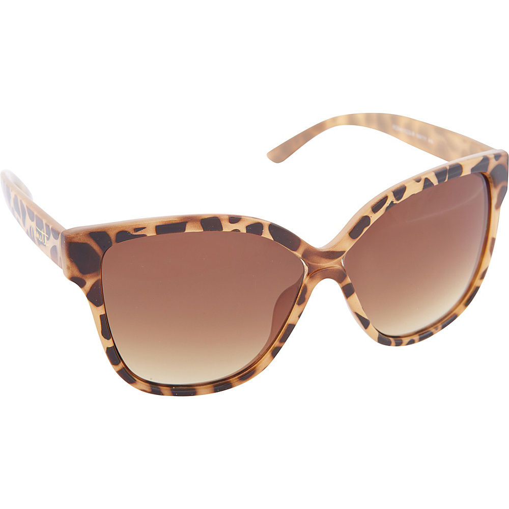 Nanette Nanette Lepore Sunglasses Oversized Glam Sunglasses Animal - Nanette Nanette Lepore Sunglasses Sunglasses