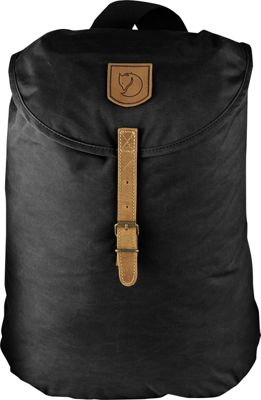 Fjallraven Greenland Backpack Small Black - Fjallraven Everyday Backpacks