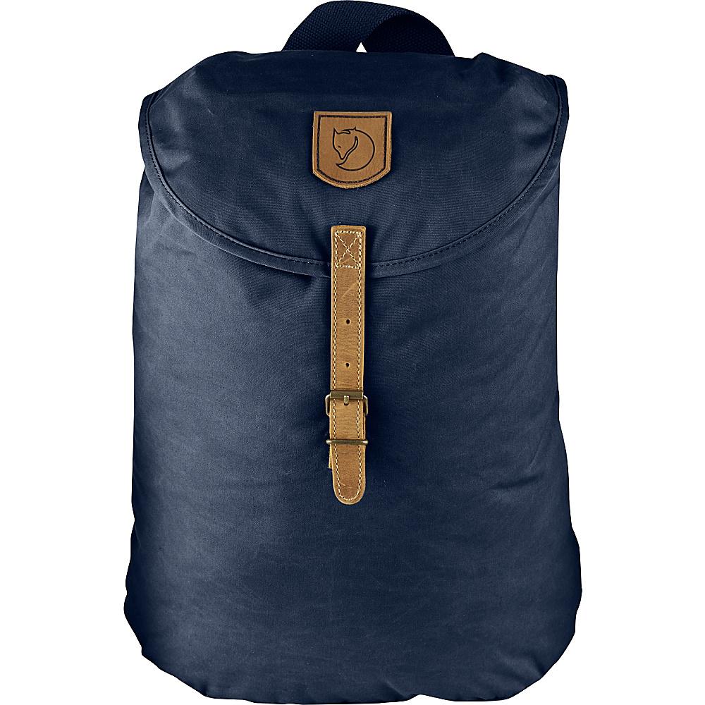 Fjallraven Greenland Backpack Small Dark Navy - Fjallraven Everyday Backpacks - Backpacks, Everyday Backpacks