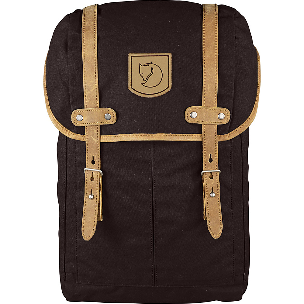 Fjallraven Rucksack No.21 Small Hickory Brown - Fjallraven Business & Laptop Backpacks - Backpacks, Business & Laptop Backpacks