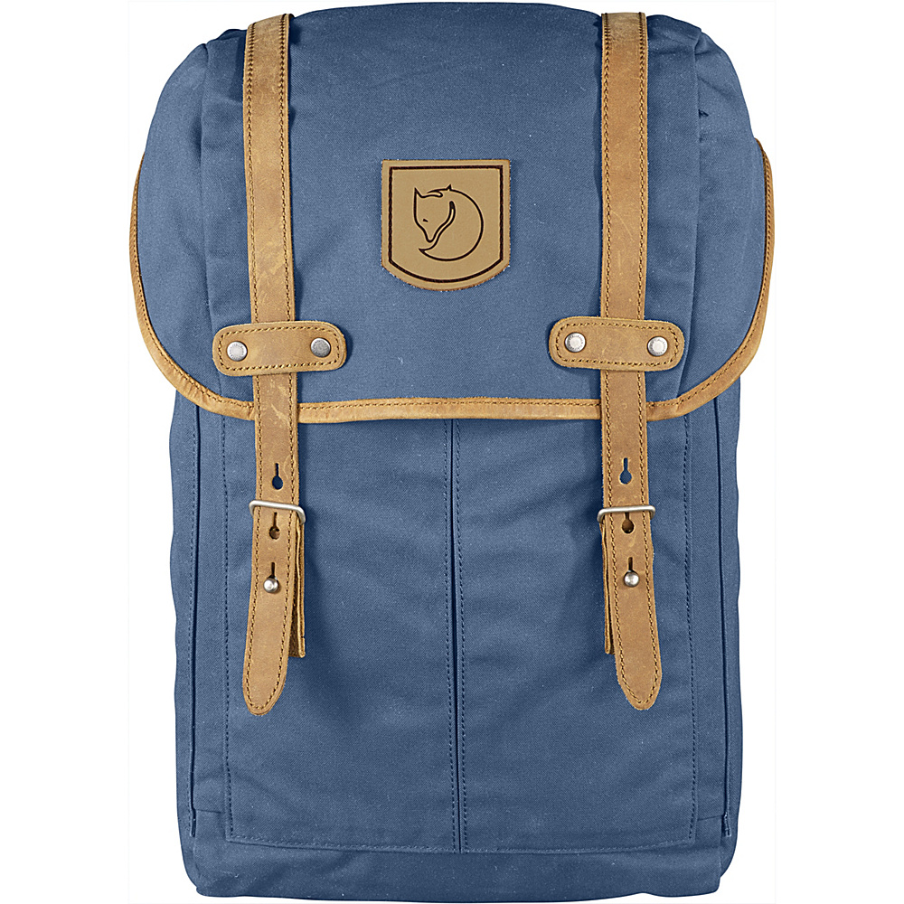 Fjallraven Rucksack No.21 Small Blue Ridge - Fjallraven Business & Laptop Backpacks - Backpacks, Business & Laptop Backpacks