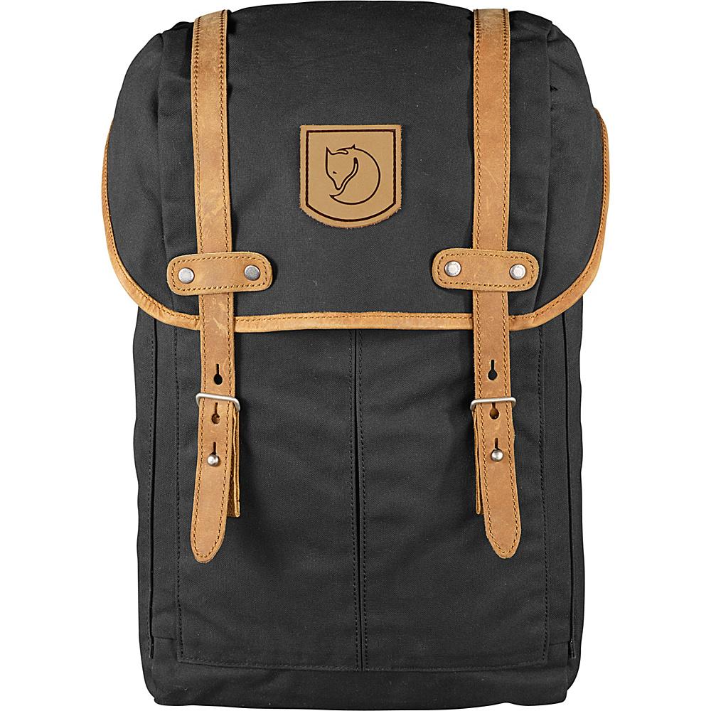 Fjallraven Rucksack No.21 Small Dark Grey - Fjallraven Business & Laptop Backpacks - Backpacks, Business & Laptop Backpacks