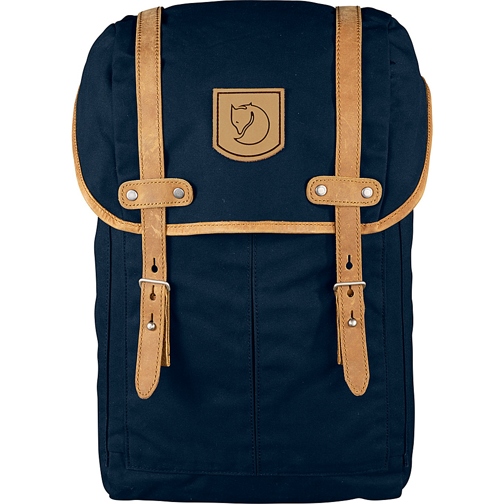 Fjallraven Rucksack No.21 Small Navy - Fjallraven Business & Laptop Backpacks - Backpacks, Business & Laptop Backpacks