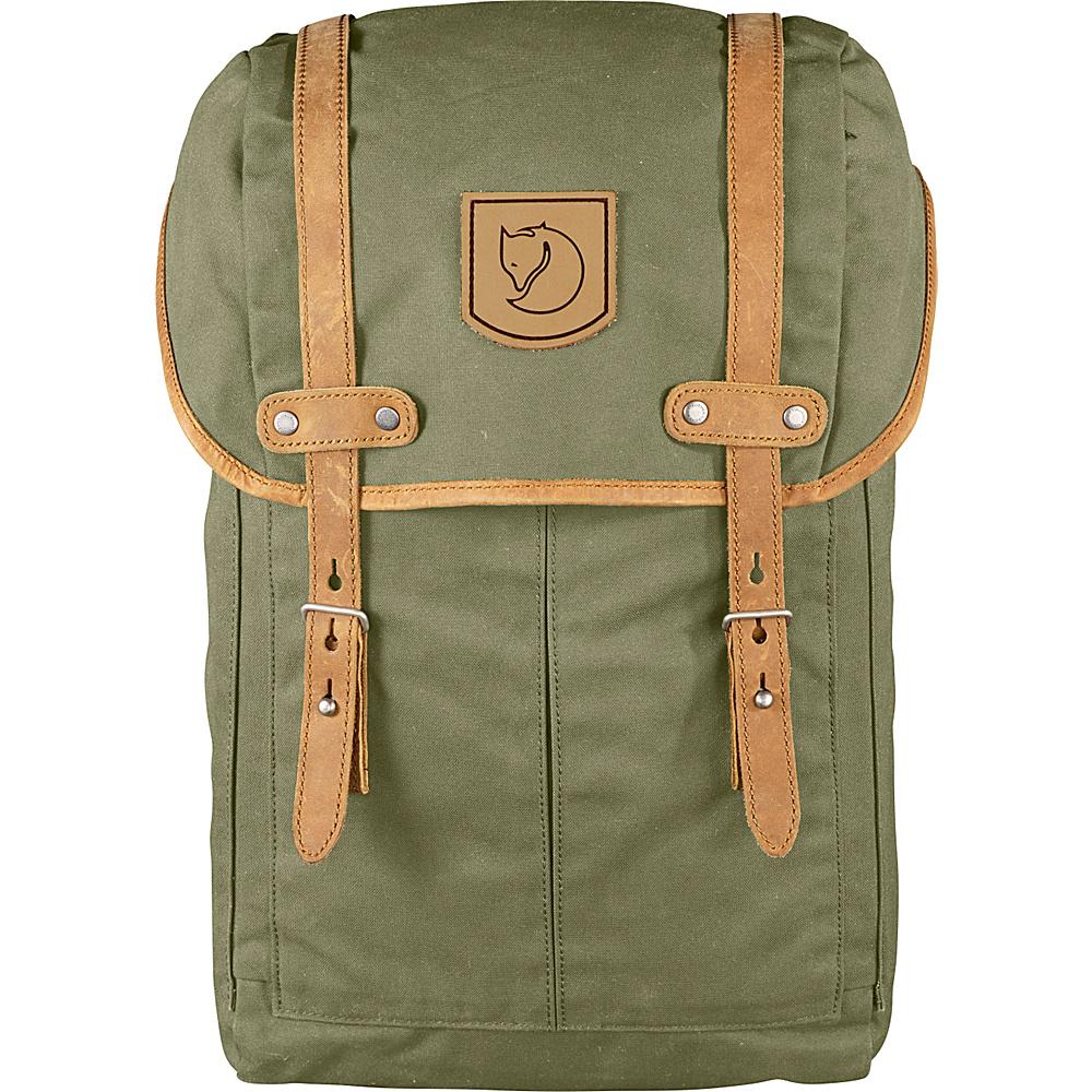 Fjallraven Rucksack No.21 Small Green - Fjallraven Business & Laptop Backpacks - Backpacks, Business & Laptop Backpacks