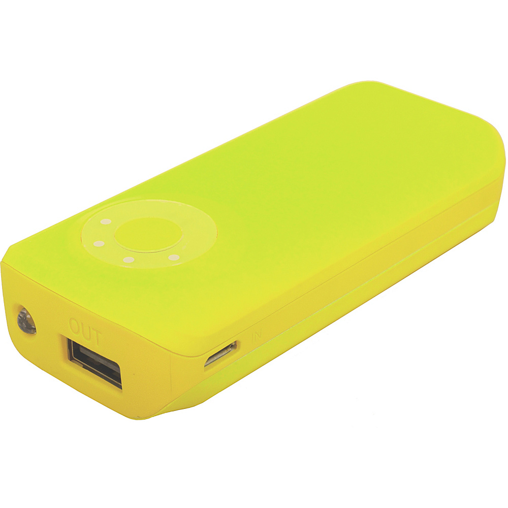 Urban Factory Emergency Battery 5600 mAh Green Urban Factory Portable Batteries Chargers