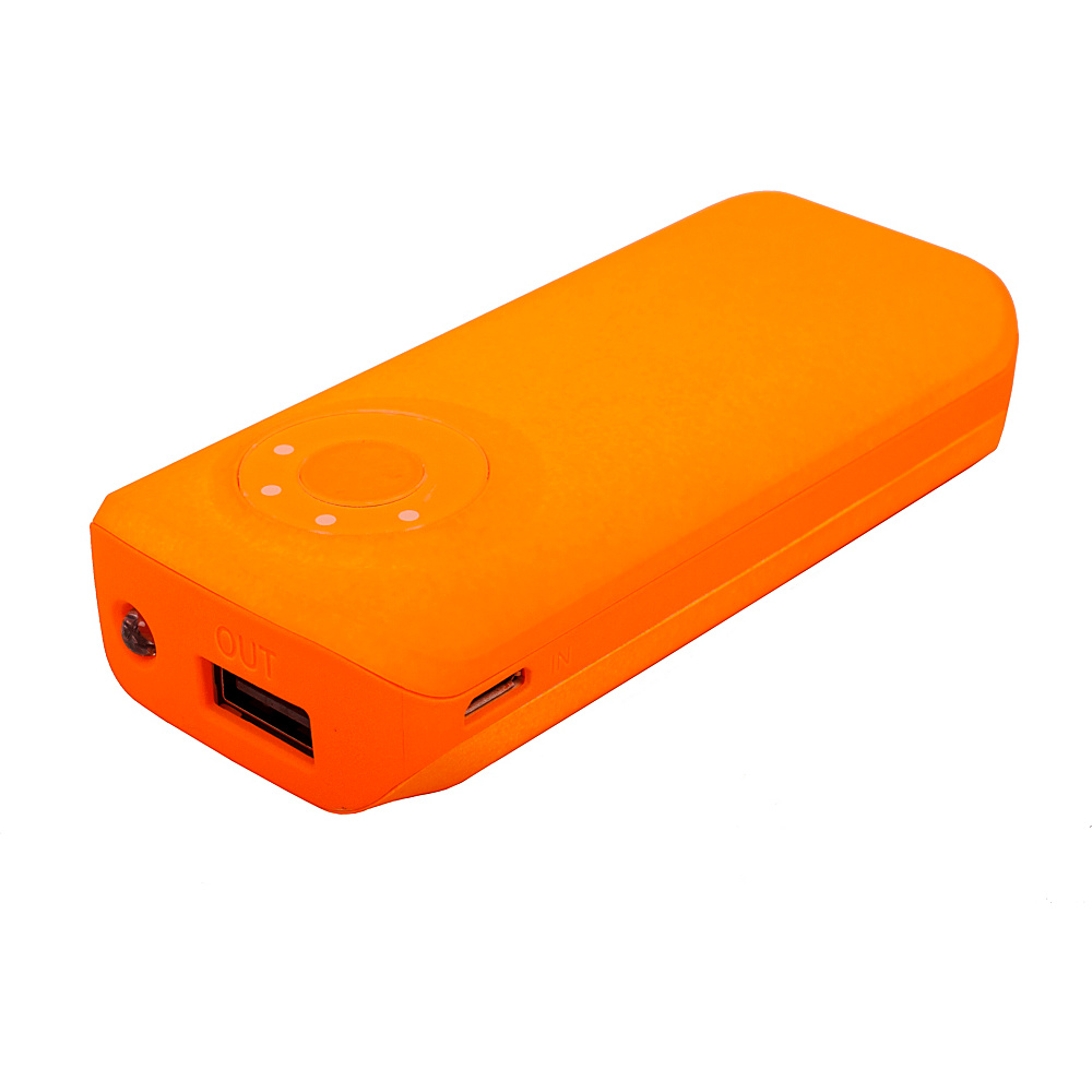 Urban Factory Emergency Battery 5600 mAh Fluo Orange Urban Factory Portable Batteries Chargers