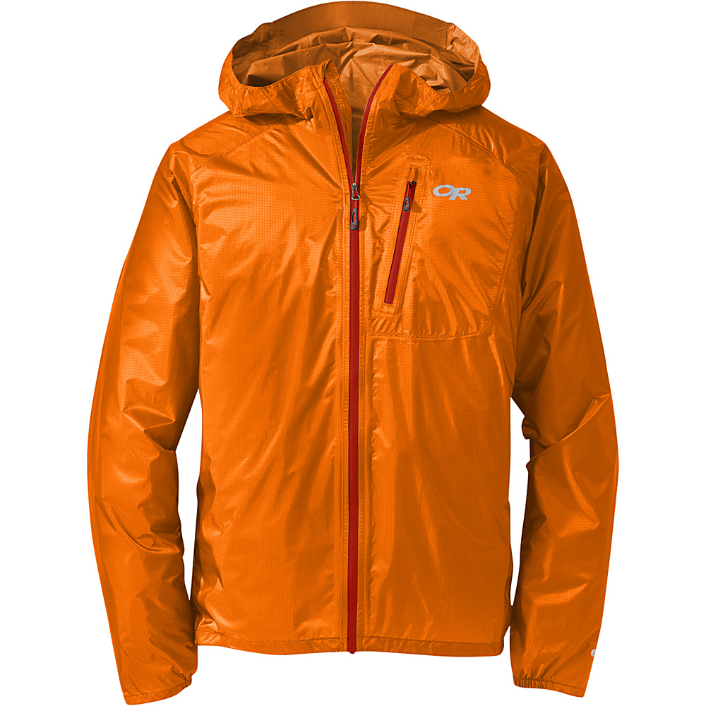 Outdoor Research Mens Helium II Jacket M - Bengal - Outdoor Research Mens Apparel - Apparel & Footwear, Men's Apparel