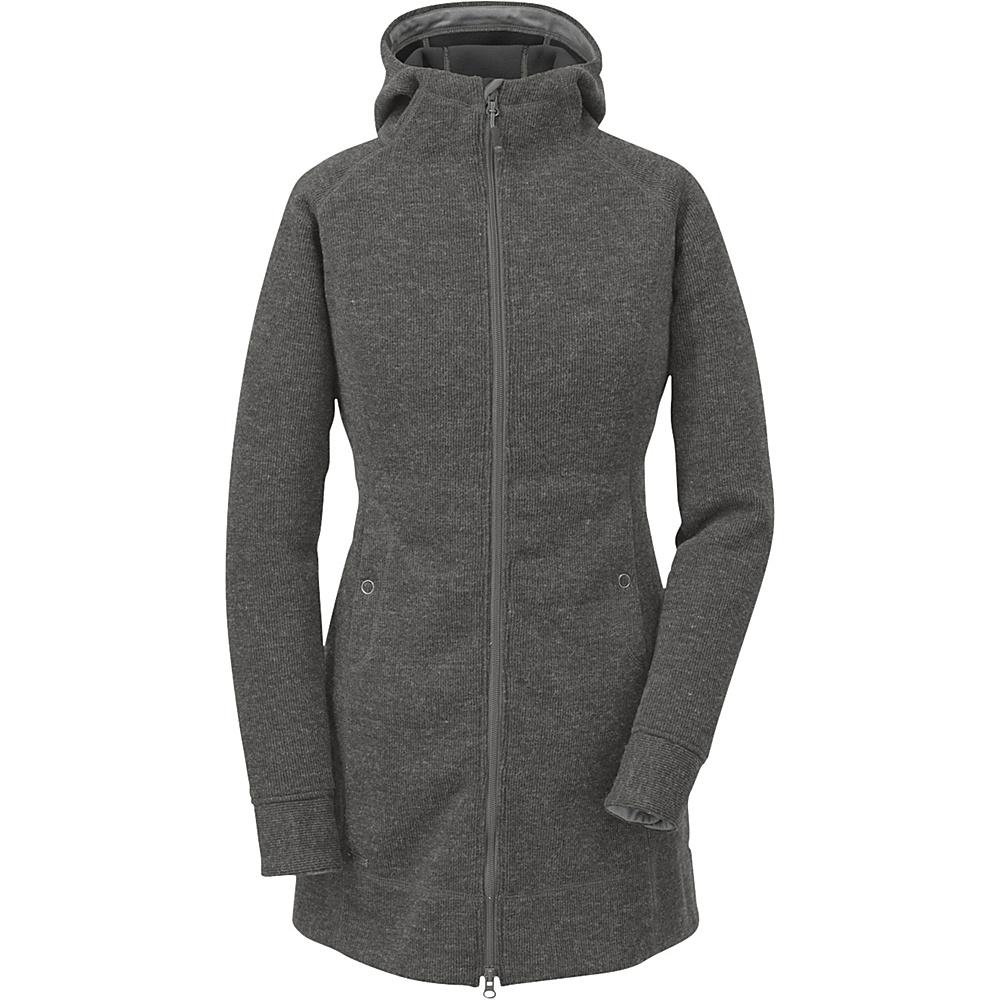 Outdoor Research Womens Salida Long Hoody XL - Charcoal - Outdoor Research Womens Apparel - Apparel & Footwear, Women's Apparel