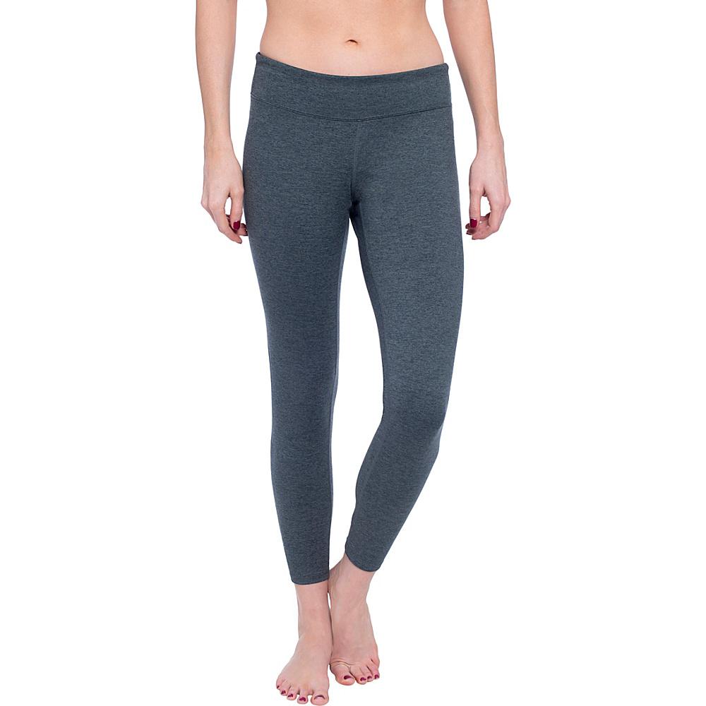 Soybu Allegro Legging XS - Storm Heather - Soybu Womens Apparel - Apparel & Footwear, Women's Apparel