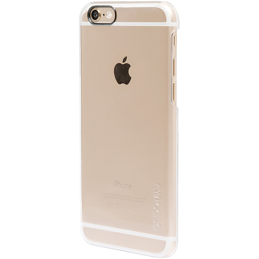 Incase Quick Snap Case iPhone 6 Clear Incase Electronic Cases