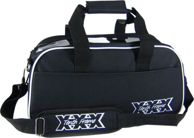 Tenth Frame Tenth Frame Boost Double Tote Black - Tenth Frame Bowling Bags