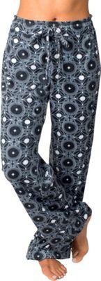 Soybu Fleece Lounge Pant L - White Plates - Soybu Women's Apparel