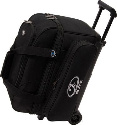 Elite Bowling Deuce Bowling Bag Black - Elite Bowling Bowling Bags