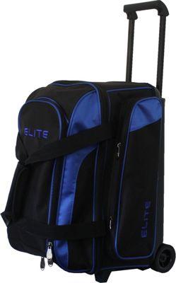 Elite Bowling Deuce Bowling Bag Blue/Black - Elite Bowling Bowling Bags