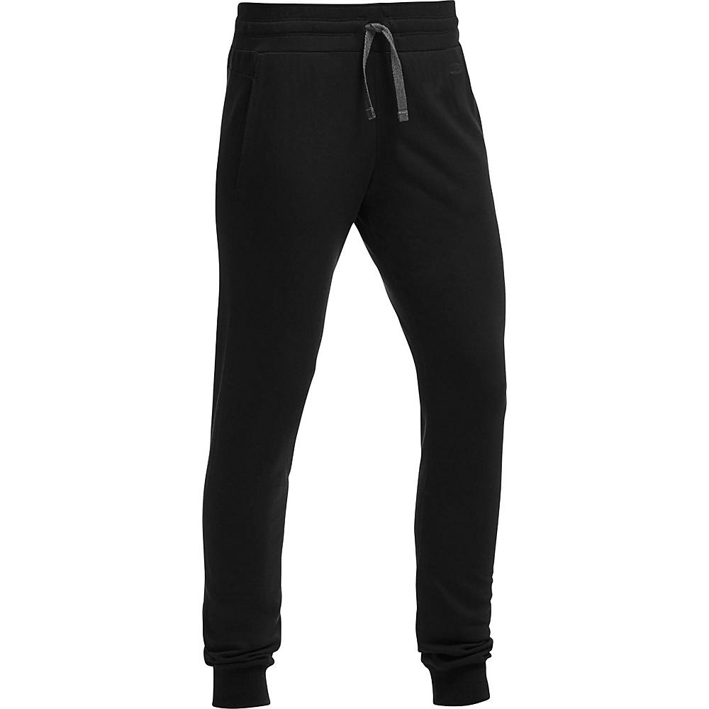 Icebreaker Womens Crush Pants XL - Black - Icebreaker Womens Apparel - Apparel & Footwear, Women's Apparel