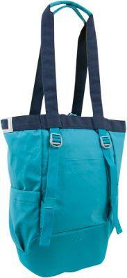 Detours Ballard Market Pannier Teal - Detours Other Sports Bags