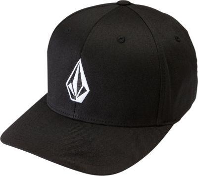Volcom Full Stone Xfit Hat L/XL - Black - Volcom Hats/Gloves/Scarves