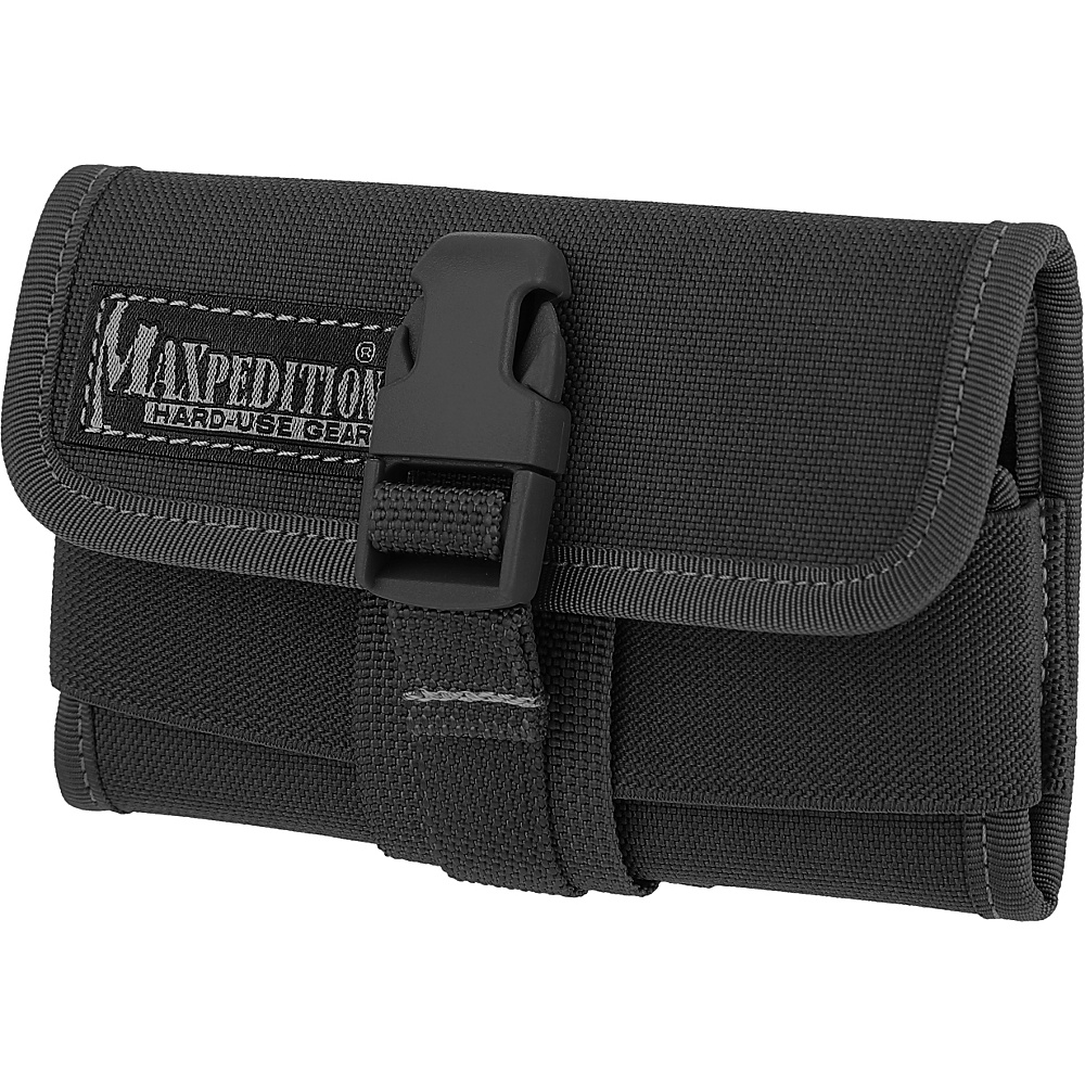Maxpedition Horizontal Smart Phone Holster Black Maxpedition Electronic Cases