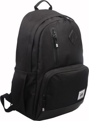 AfterGen Back to School Backpack Black - AfterGen Business & Laptop Backpacks