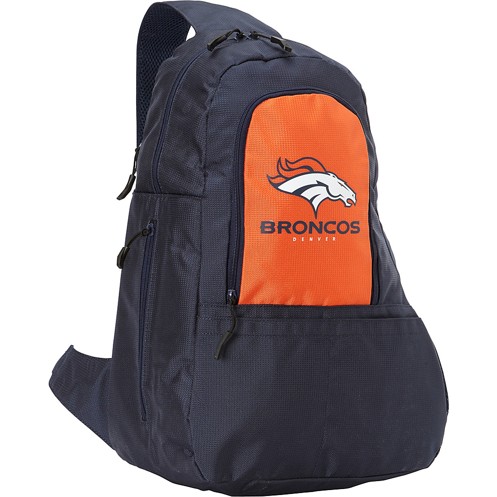 Lil Fan NFL Sling Bag Denver Broncos - Lil Fan Diaper Bags & Accessories