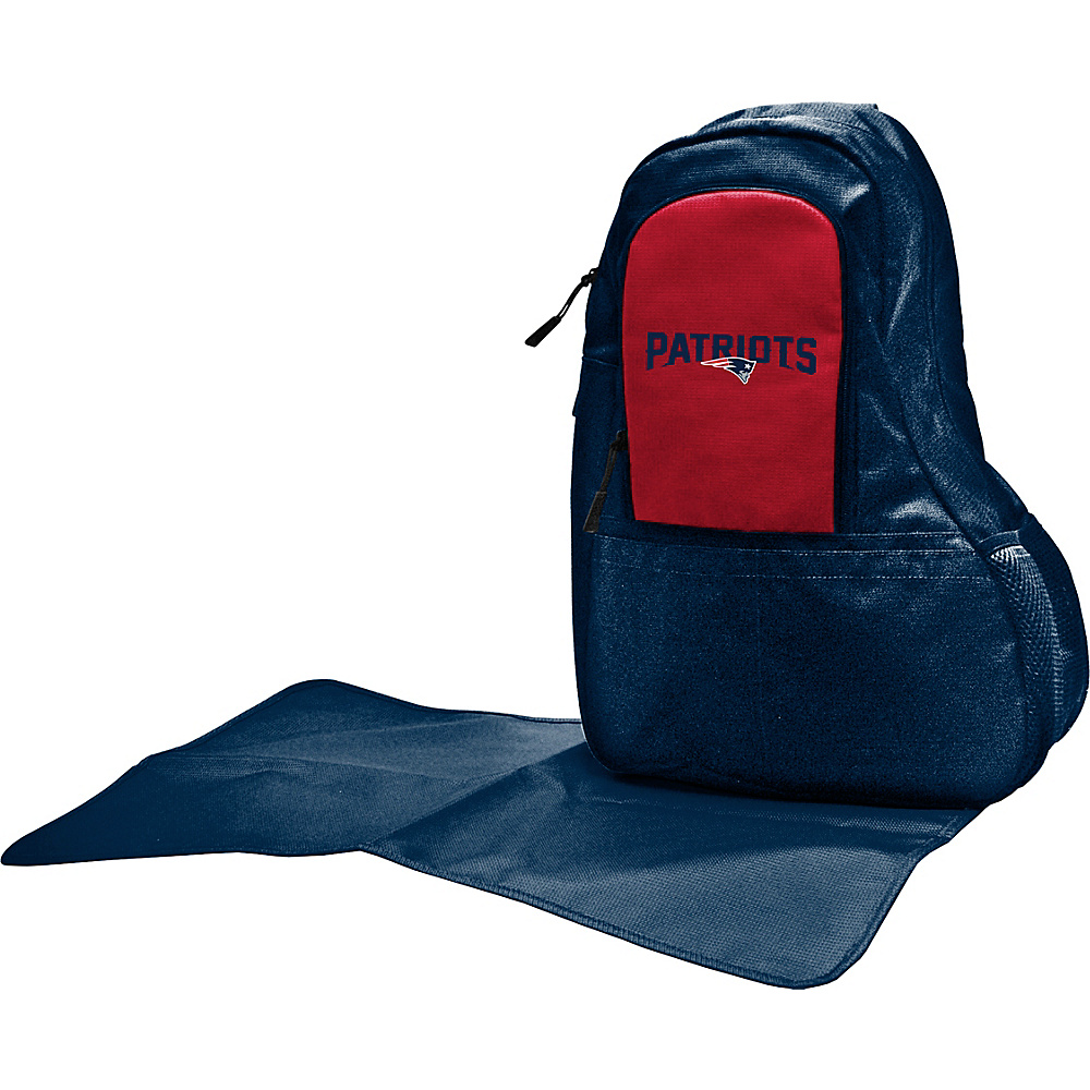 Lil Fan NFL Sling Bag New England Patriots - Lil Fan Diaper Bags & Accessories