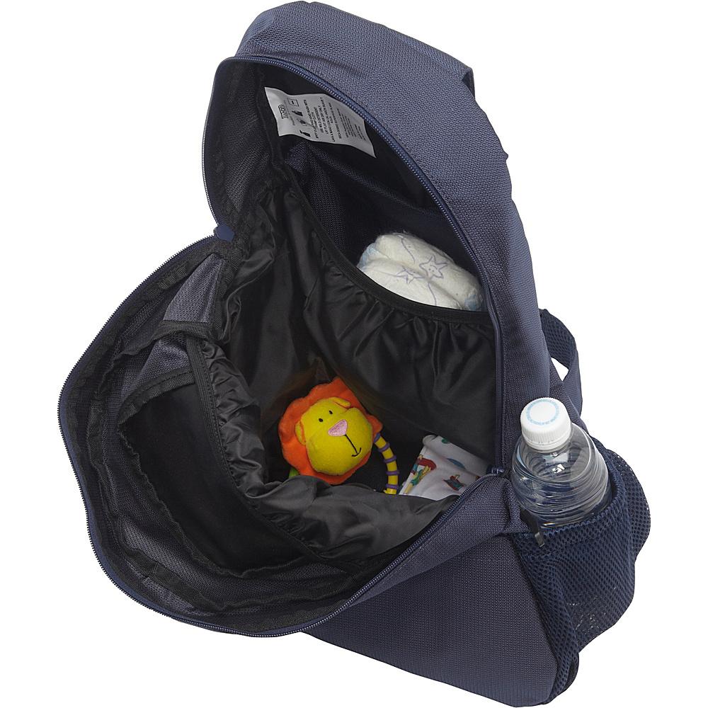 Lil Fan NFL Sling Bag New Orleans Saints - Lil Fan Diaper Bags & Accessories