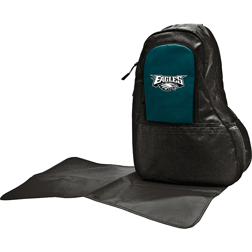 Lil Fan NFL Sling Bag Philadelphia Eagles - Lil Fan Diaper Bags & Accessories