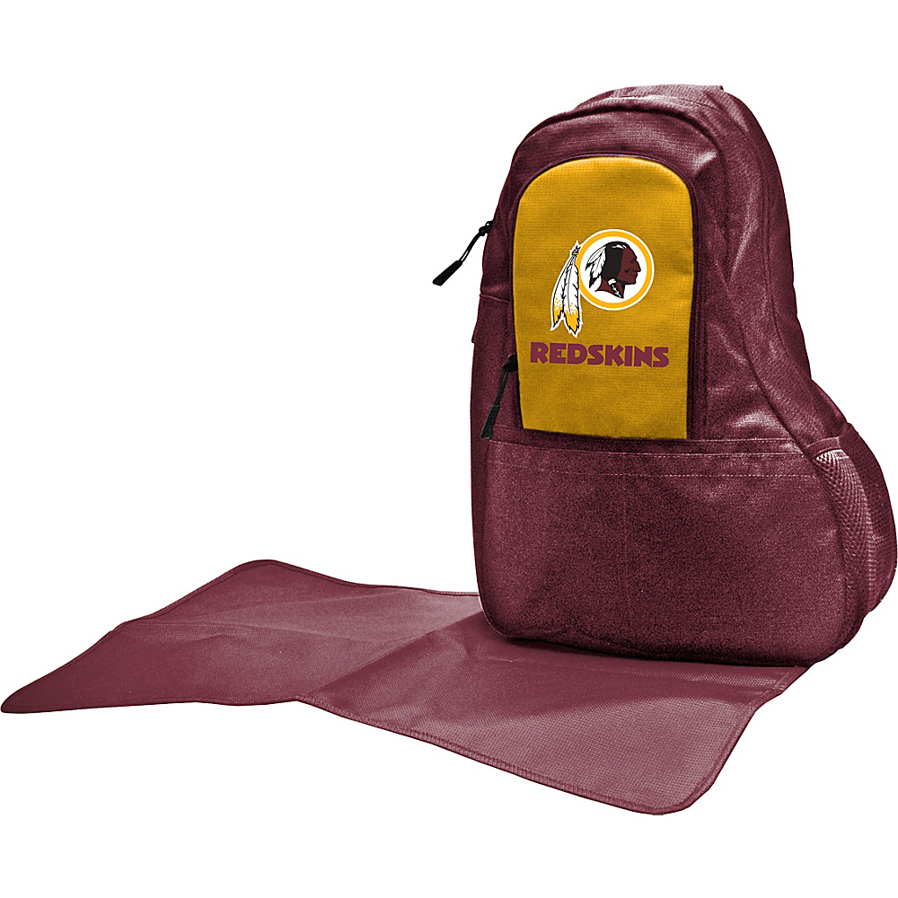 Lil Fan NFL Sling Bag Washington Redskins Lil Fan Diaper Bags Accessories