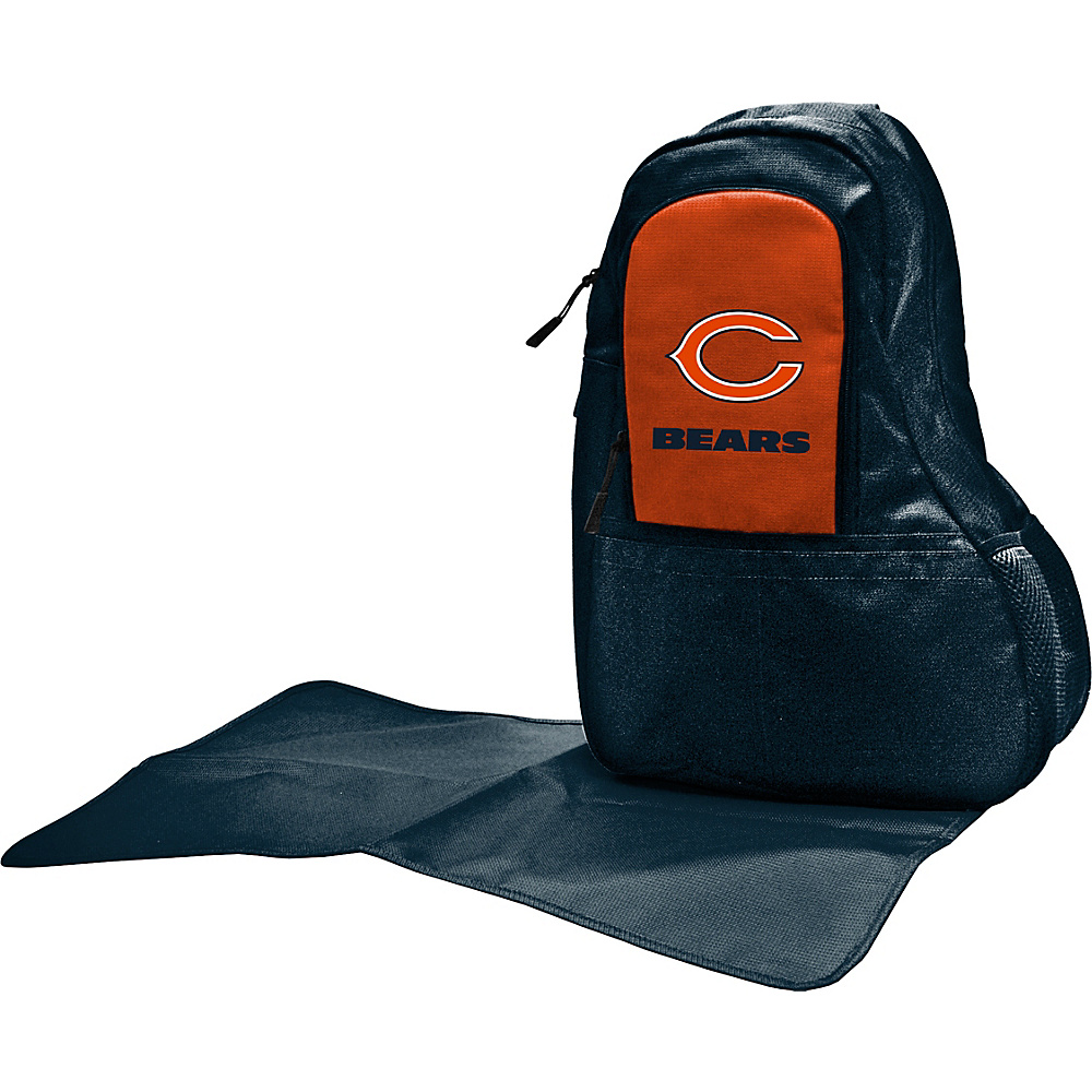 Lil Fan NFL Sling Bag Chicago Bears - Lil Fan Diaper Bags & Accessories