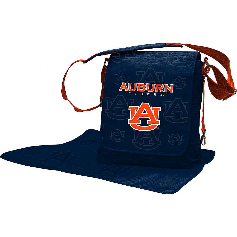 Lil Fan SEC Teams Messenger Bag Auburn University - Lil Fan Diaper Bags & Accessories