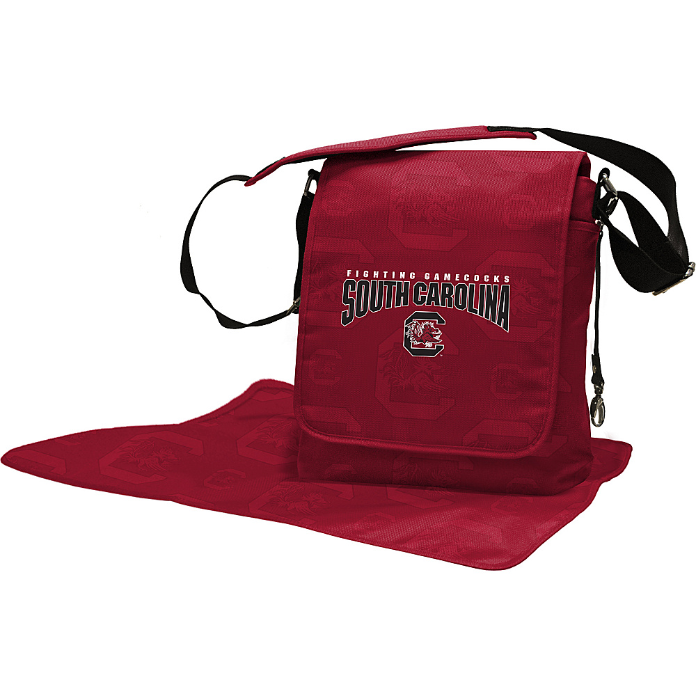 Lil Fan SEC Teams Messenger Bag University of South Carolina - Lil Fan Diaper Bags & Accessories