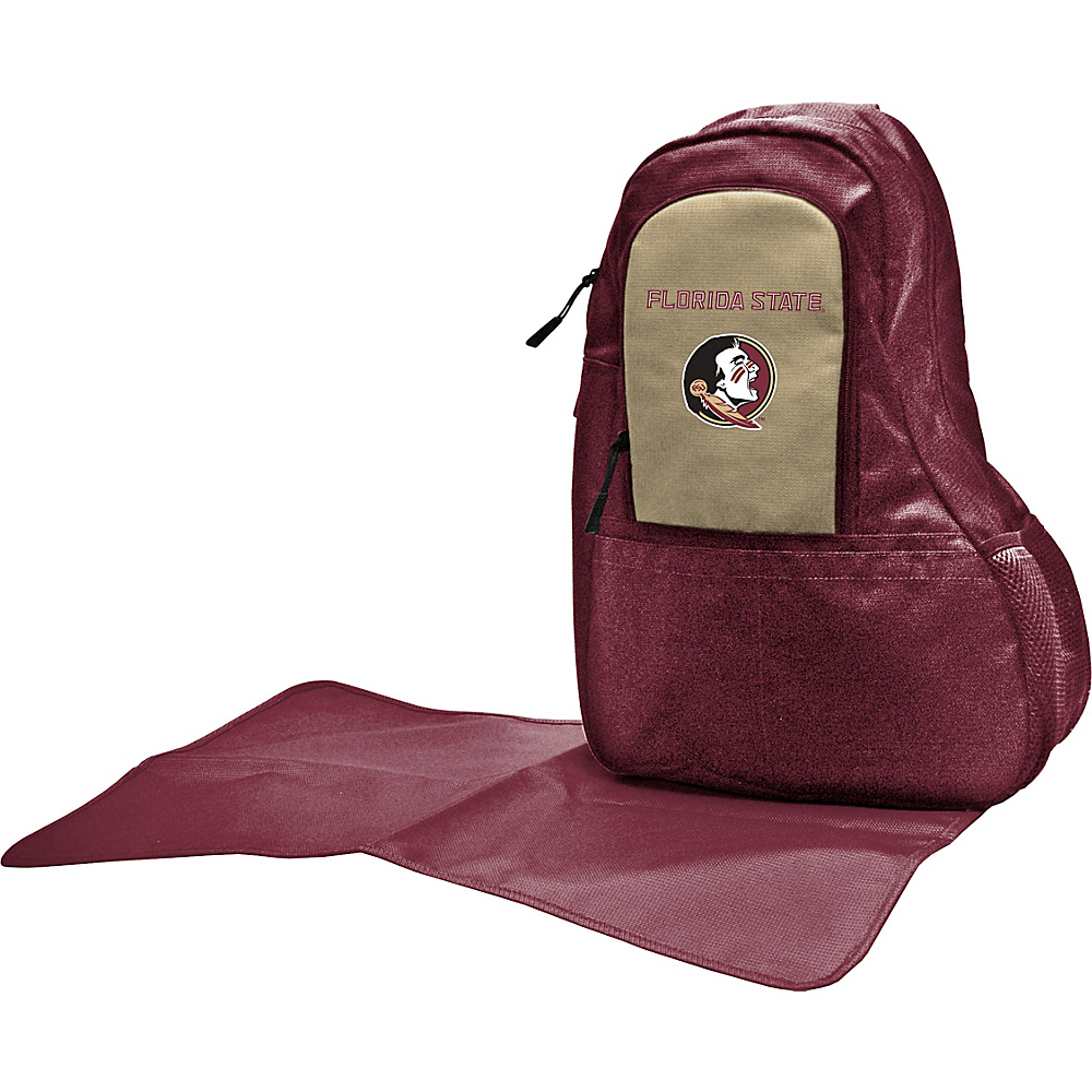 Lil Fan ACC Teams Sling Bag Florida State University Lil Fan Diaper Bags Accessories