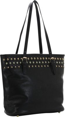 Royal Lizzy Couture Cote a Cote Classic Tote Black - Royal Lizzy Couture Manmade Handbags