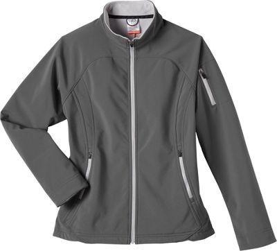 Colorado Clothing Womens Antero Jacket S - City Grey - Colorado Clothing Women's Apparel