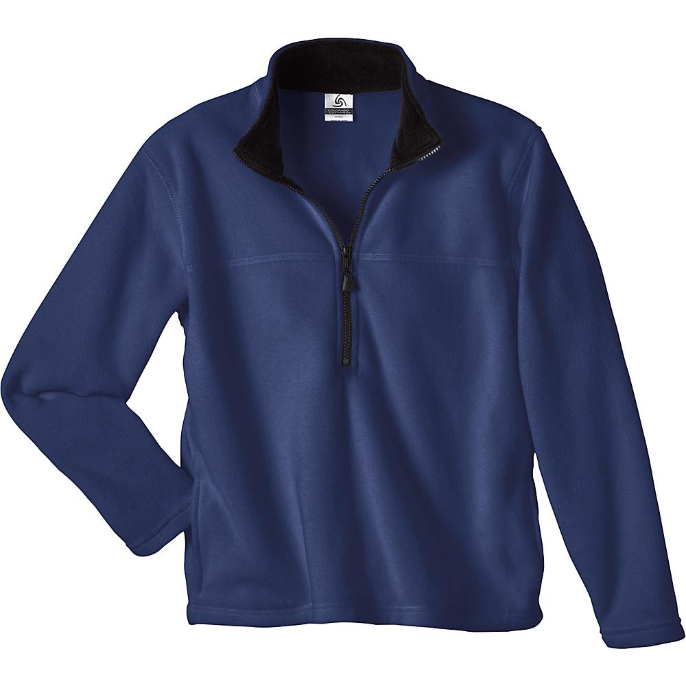 Colorado Clothing Womens Classic Fleece Pullover L Navy Colorado Clothing Women s Apparel