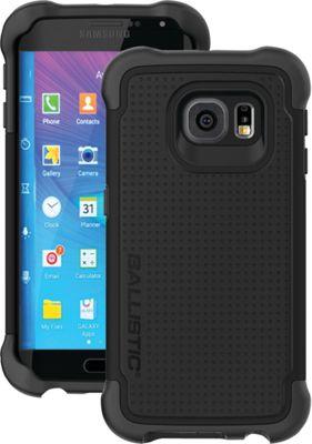 Ballistic Samsung Galaxy S 6 Edge Tough Jacket Case Black - Ballistic Electronic Cases