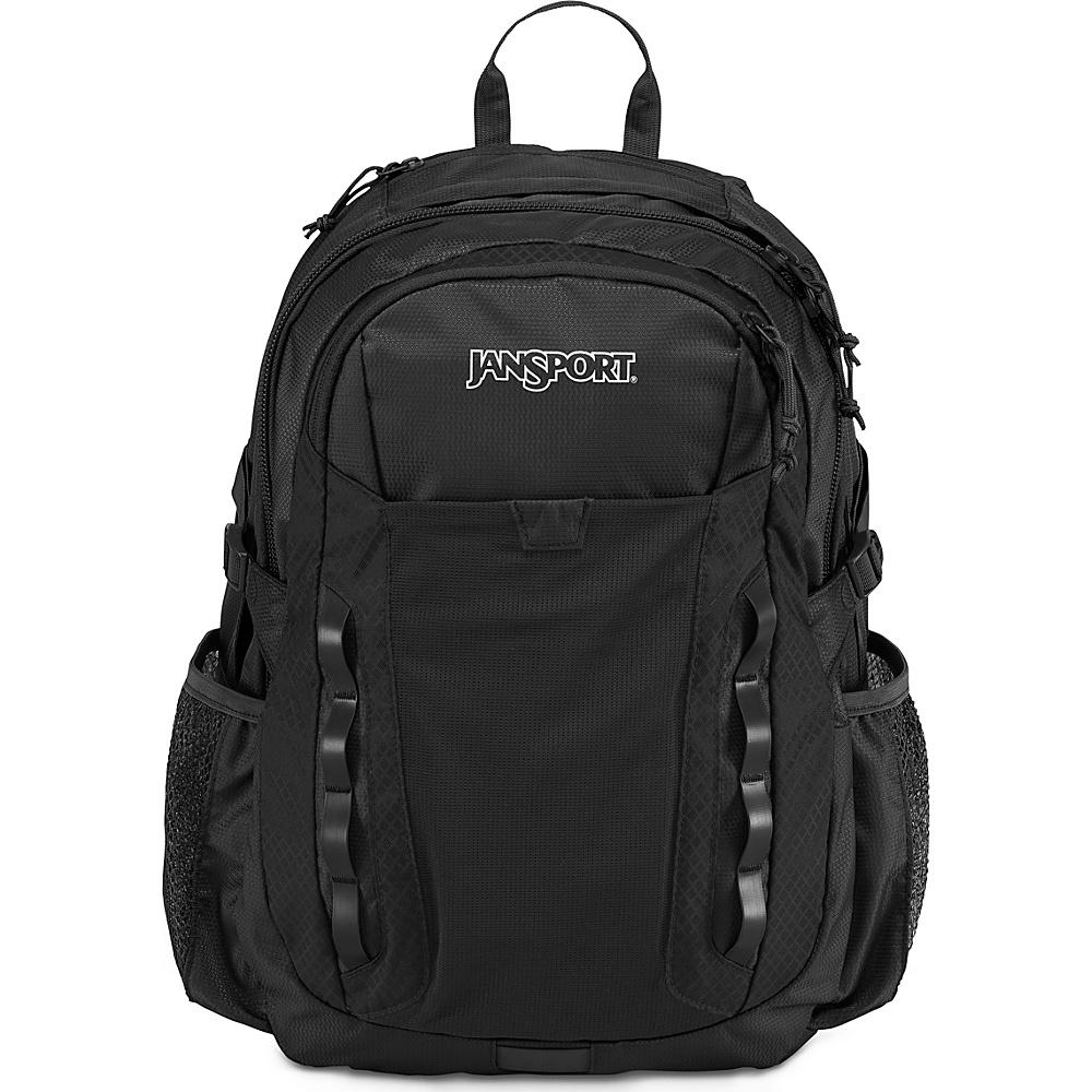 JanSport Ashford Laptop Backpack Black - JanSport Laptop Backpacks - Backpacks, Laptop Backpacks