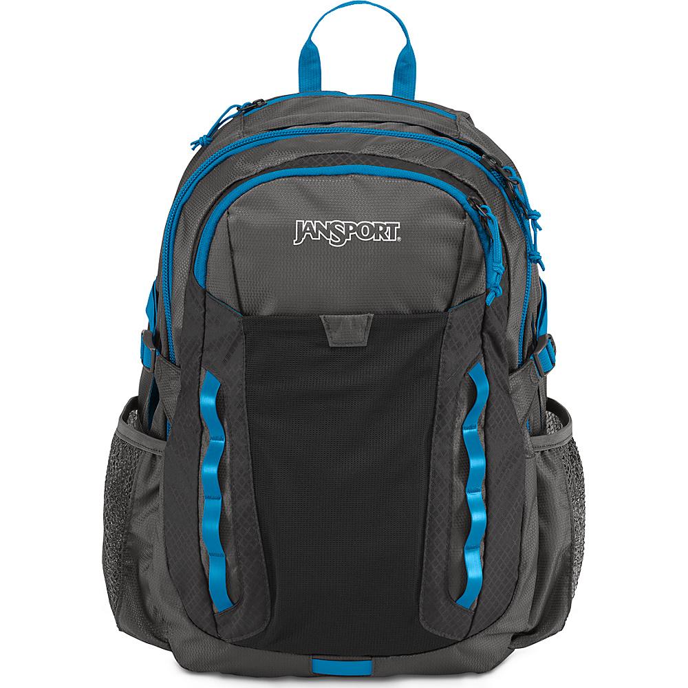 JanSport Ashford Laptop Backpack Forge Grey - JanSport Laptop Backpacks - Backpacks, Laptop Backpacks