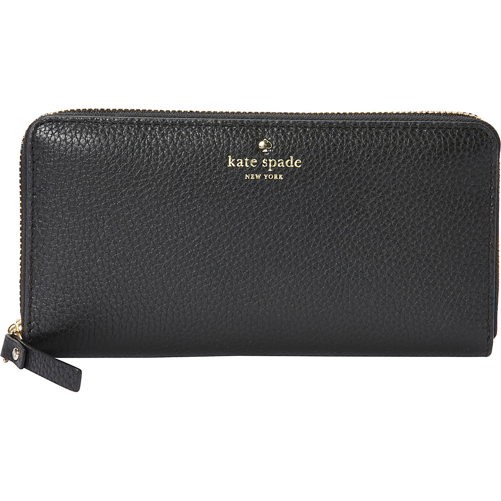 kate spade new york Cobble Hill Lacey Black kate spade new york Women s Wallets