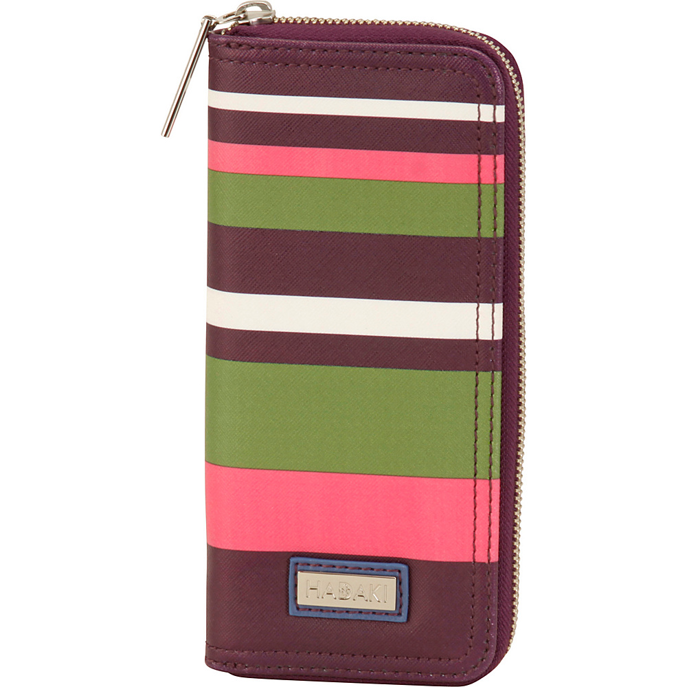 Hadaki Vegan Leather Money Pod Stripes - Hadaki Womens Wallets - Women's SLG, Women's Wallets