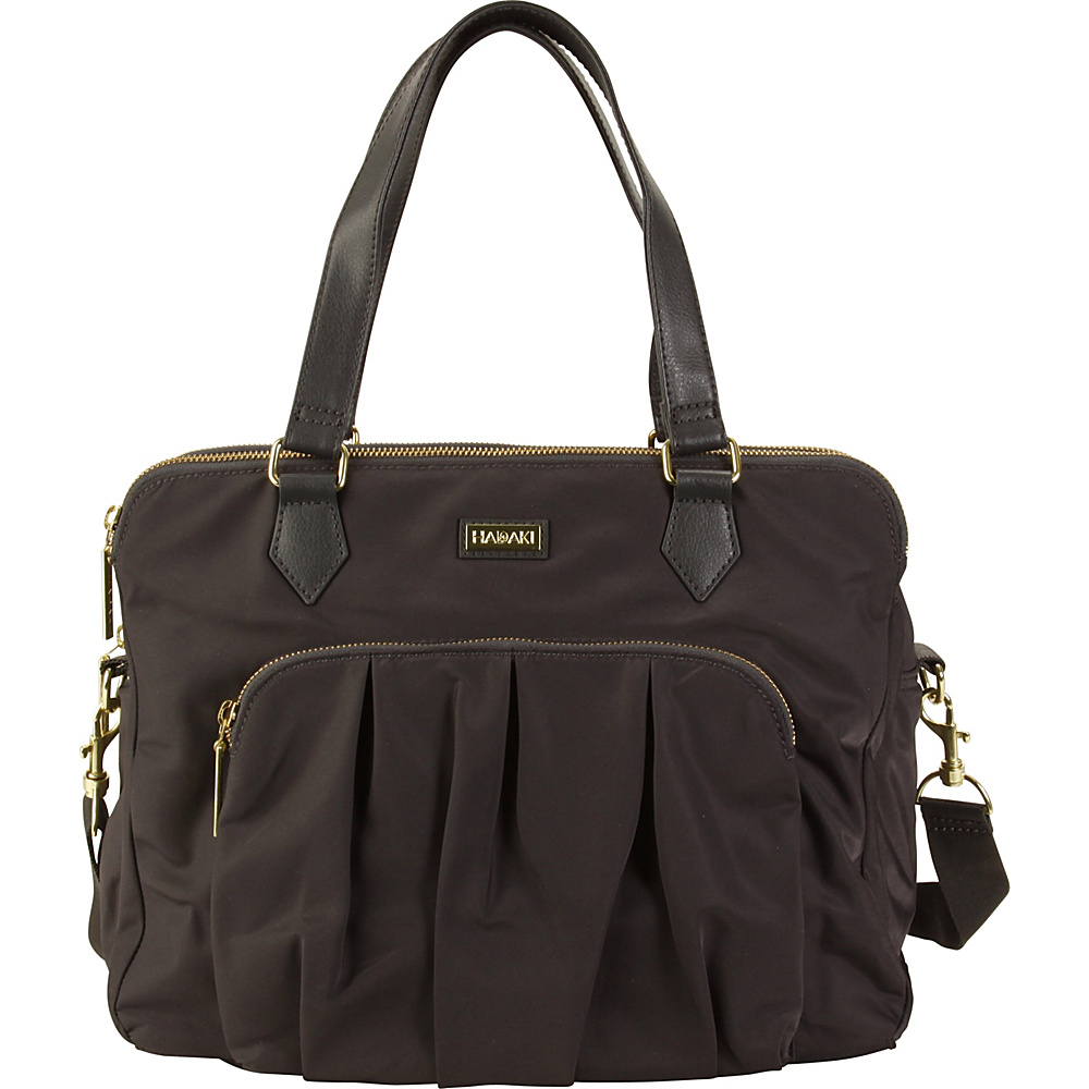 Hadaki The Ave Sac Asphalt - Hadaki Fabric Handbags - Handbags, Fabric Handbags