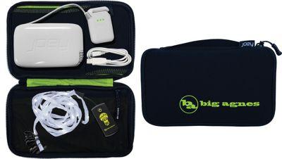 Big Agnes mtnGLO PowerCase Mini Black - Big Agnes Outdoor Accessories