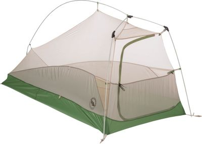 Big Agnes Big Agnes Seedhouse SL 1 Person Tent Ash/Green - Big Agnes Outdoor Accessories