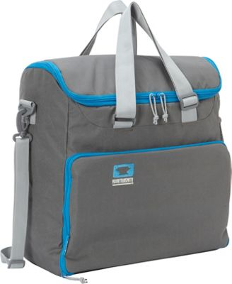 Mountainsmith Deluxe Cooler Cube Ice Grey - Mountainsmith Travel Coolers