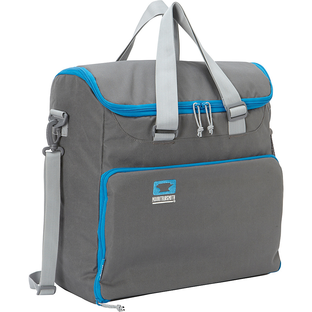 Mountainsmith Deluxe Cooler Cube Ice Grey Mountainsmith Travel Coolers