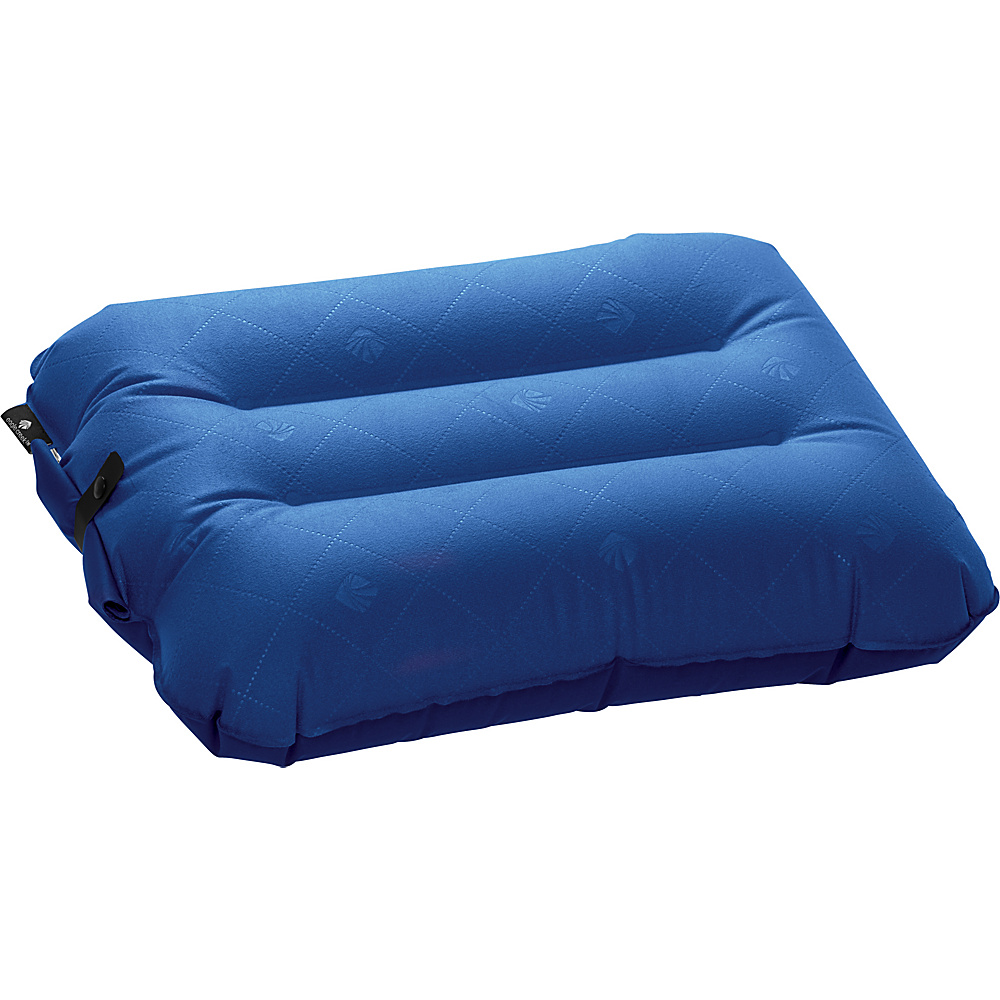 Eagle Creek Fast Inflate Pillow M Blue Sea - Eagle Creek Travel Pillows & Blankets - Travel Accessories, Travel Pillows & Blankets