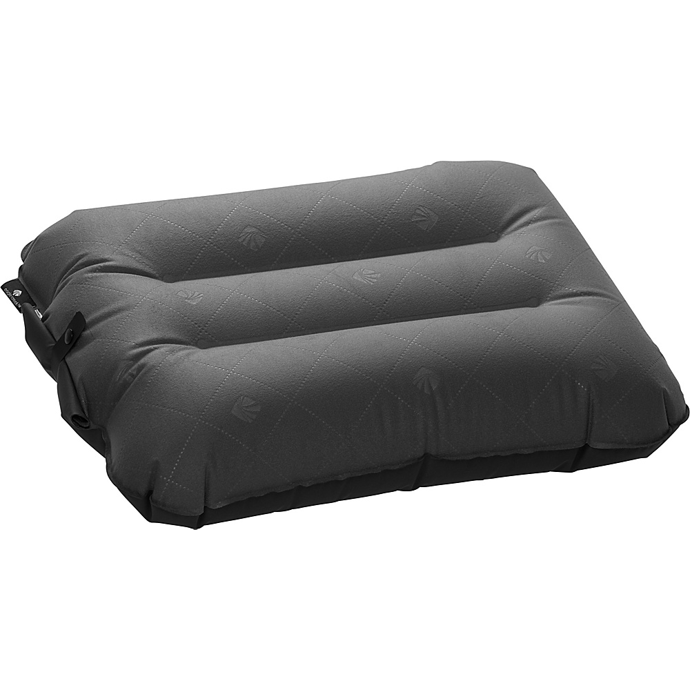 Eagle Creek Fast Inflate Pillow M Ebony - Eagle Creek Travel Pillows & Blankets - Travel Accessories, Travel Pillows & Blankets